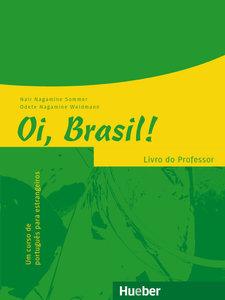 Oi, Brasil! Livro do Professor