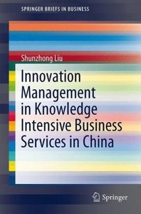 Innovation Management in Knowledge Intensive Business Services i