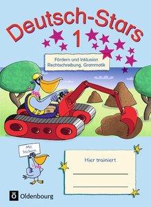 Deutsch-Stars 1. Schuljahr - Fördern und Inklusion