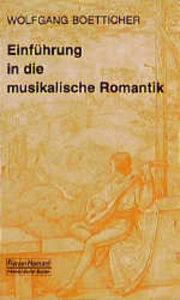 Einführung in die musikalische Romantik