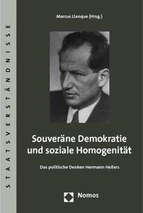 Souveräne Demokratie und soziale Homogenität