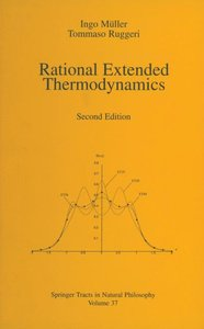 Rational extended thermodynamics