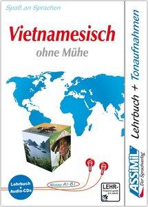 ASSiMiL Vietnamesisch ohne Mühe. Lehrbuch (Niveau A1 - B1) + 4 A