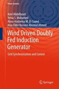 Wind Driven Doubly Fed Induction Generator