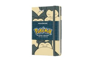 Notizbuch Pokemon Snorlax