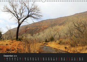 Treasures of New Mexico (Wandkalender 2019 DIN A3 quer)