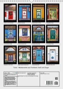Türen - Meisterwerke aus Fischland, Darß und Zingst