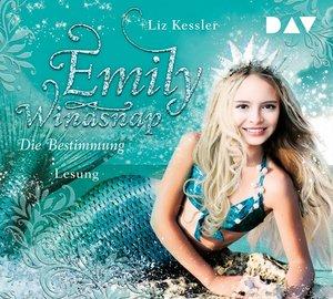 Emily Windsnap - Teil 6: Die Bestimmung, 4 Audio-CDs