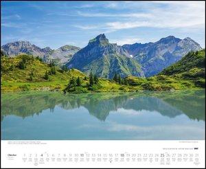 Wege in die Natur 2020 - Wandkalender 52 x 42,5 cm - Spiralbindu