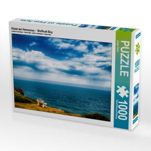 Küste bei Hermanus - Walfisch Bay 1000 Teile Puzzle quer