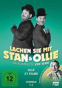 Lachen Sie mit Stan & Ollie (7 DVDs