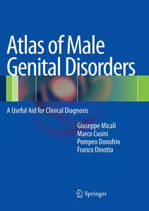 Atlas of Male Genital Disorders