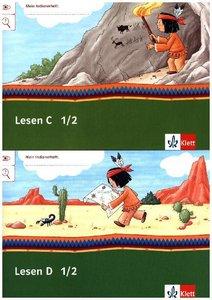 Mein Indianerheft. Lesen 3 + 4. Klasse 3/4