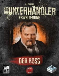 Der Unterhändler - Erweiterung: Der Boss (Spiel)