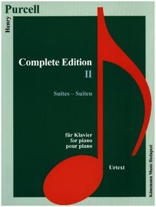 Purcell, Complete Edition II Suites