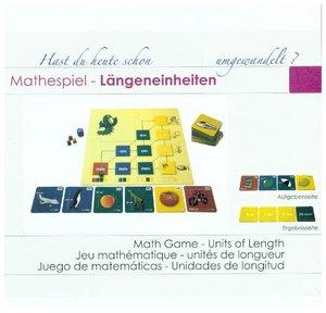 Mathespiel - Längeneinheiten