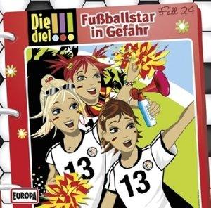 Die drei !!! 24. Fußballstar in Gefahr (drei Ausrufezeichen)