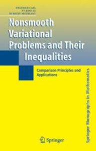 Nonsmooth Variational Problems and Their Inequalities