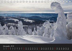 Bayerischer Wald (Tischkalender 2019 DIN A5 quer)