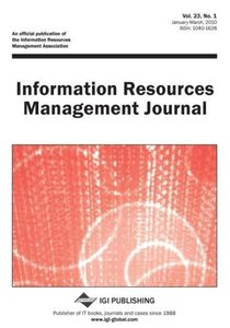 Information Resources Management Journal (Vol. 23, No. 1)