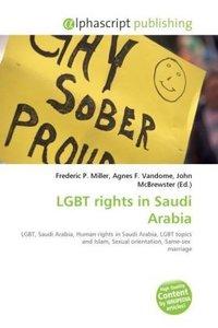 LGBT rights in Saudi Arabia