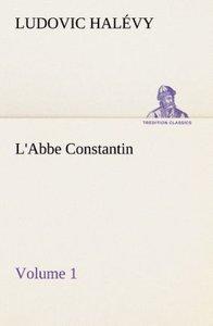 L'Abbe Constantin - Volume 1