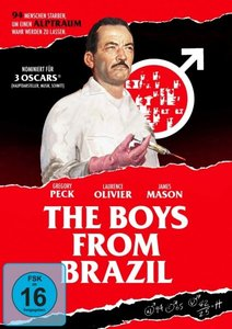 The Boys from Brazil, 1 DVD (Special Edition)
