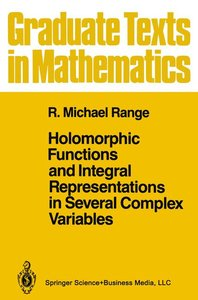 Holomorphic Functions and Integral Representations in Several Co