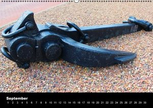 Relaxen in Bremerhaven (immerwährend) (Wandkalender immerwährend