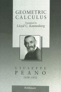 Geometric Calculus