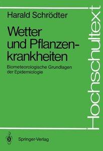 Wetter und Pflanzenkrankheiten