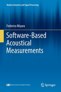 Software-Based Acoustical Measurements