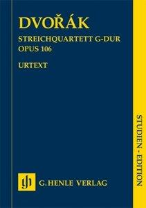 Streichquartett G-dur Opus 106 SE