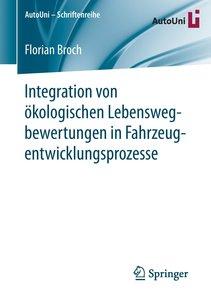 Integration von ökologischen Lebenswegbewertungen in Fahrzeugent