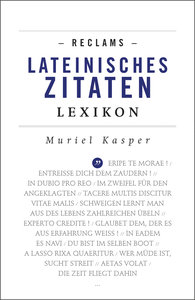 Reclams Lateinisches Zitaten-Lexikon