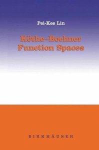 Köthe-Bochner Function Spaces