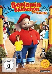 Benjamin Blümchen - Der Kinofilm, 1 DVD