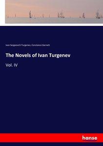 The Novels of Ivan Turgenev