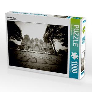 Berliner Dom 1000 Teile Puzzle quer
