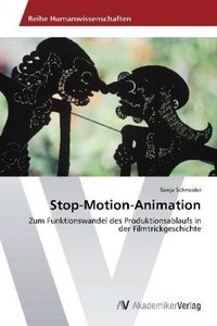 Stop-Motion-Animation