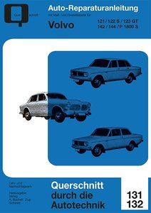 Volvo 121, 122 S, 123 GT, 142, 144, P 1800 S