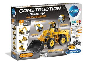 Galileo - Construction - Baufahrzeuge