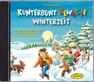Kunterbunt bewegte Winterzeit (CD)