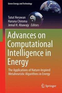 Advances on Computational Intelligence in Energy