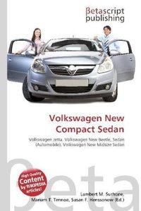 Volkswagen New Compact Sedan