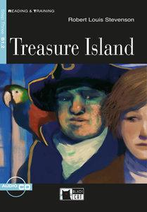 Treasure Island. Buch + Audio-CD