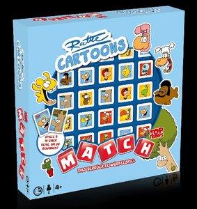Top Trumps Match Ruthe Cartoons (Spiel)