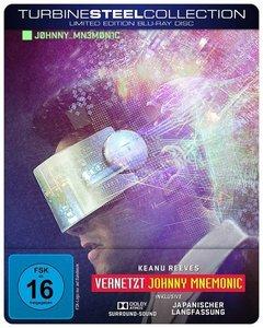 Johnny Mnemonic - Vernetzt (Turbine Steel Collection - limitiert