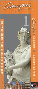 Campus - Ausgabe B. Gesamtkurs für Latein in vier Bänden. Vokabe