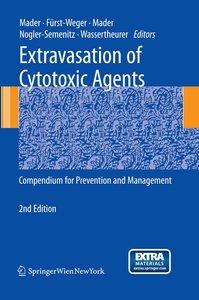 Extravasation of Cytotoxic Agents